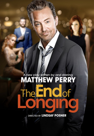 Official: Matthew Perry to Bring First Play THE END OF LONGING to the West End
