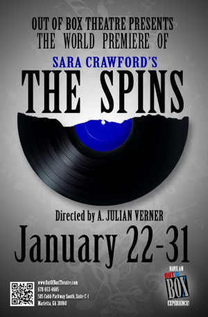 Out of Box to Stage World Premiere of THE SPINS