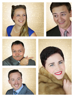 QNEK Productions to Continue 24th Season with IT'S A WONDERFUL LIFE: A LIVE RADIO PLAY