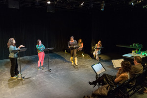 Premiere Stages at Kean University to Stage Free Public Readings of 2017 Play Festival Finalists