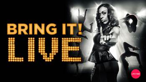 BRING IT! LIVE to Hit the Orpheum This Summer