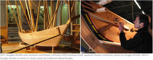 Author Rescues Time-Honored Traditions of Japanese Boatbuilding