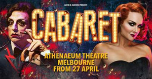 New Revival of CABARET to Return to Melbourne