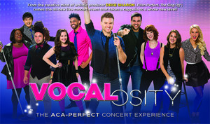 VOCALOSITY 16-17 National Tour Launches Tonight in Bucks County, PA