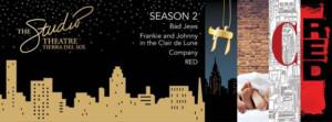 The Studio Theatre Tierra del Sol Slates Second Season of 'Commitment'