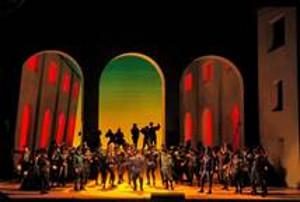 RIGOLETTO Opens San Francisco Opera Summer Season at the War Memorial Opera House