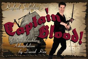 First Folio Theatre to Stage World Premiere Adaptation of CAPTAIN BLOOD