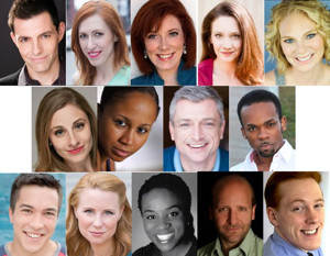 Lyric Stage Announces Cast, Creative Team for COMPANY
