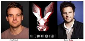 Tony Nominee Micah Stock and PSYCH's James Roday Headed to WHITE RABBIT RED RABBIT
