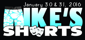 Carrollwood Players Theatre to Present MIKE'S SHORTS, 1/30-31