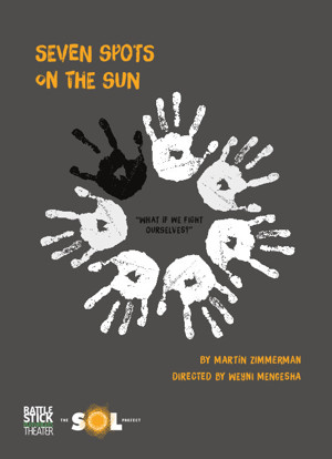 Martin Zimmerman's SEVEN SPOTS ON THE SUN to Make New York Premiere at Rattlestick