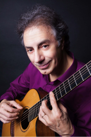Hooker- Dunham Theater Welcomes Back France's Acoustic Guitar Wiz Pierre Bensusan