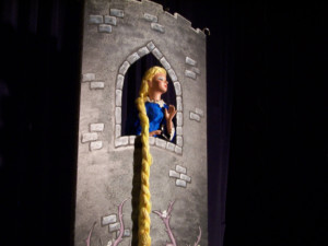 Great AZ Puppet Theater Presents RAPUNZEL