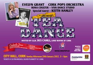 Enjoy Afternoon Tea at the Lord Mayor's Tea Dance