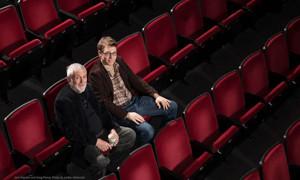 John Kander and Greg Pierce Chat New Musical KID VICTORY Today at The Drama Book Shop