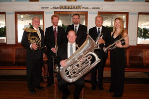 Westwind Brass and the Maritime Museum of San Diego Announce Final Steam Ferry Berkeley Concert