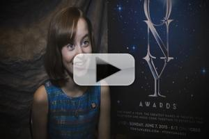 BWW TV Exclusive: Meet the Nominees- FUN HOME's Sydney Lucas- 'I Love Everybody!'