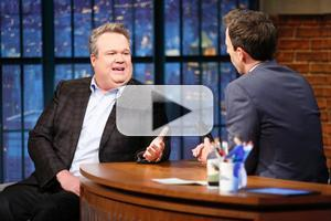 VIDEO: 'Modern Family's Eric Stonestreet Recalls First Acting Gig on LATE NIGHT