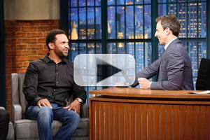 VIDEO: Mike Epps Talks Portraying Richard Pryor in New Biopic on LATE NIGHT