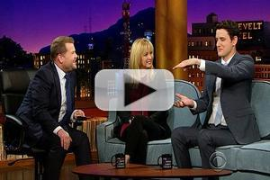 VIDEO: Lisa Kudrow & Zach Woods Talk Neurotic Childhoods on JAMES CORDEN