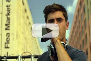 VIDEO: Zac Efron Spins Some Tunes in New Romantic Drama WE ARE FRIENDS