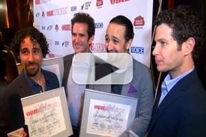 BWW TV: Inside the Winners' Room at the 60th Annual Obie Awards!