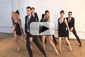 STAGE TUBE: Christopher Rice Gets #Tappy to Meghan Trainor Hit in 'Bang Dem Taps'