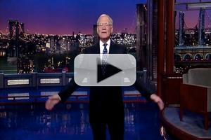 VIDEO: Sneak Peek - Watch Opening Moments of Tonight's Historic Final Broadcast of DAVID LETTERMAN