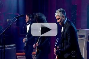 VIDEO: Foo Fighters Perform 'Everlong' to Close Out DAVID LETTERMAN