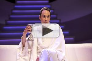 BWW TV: Amen! Watch Highlights of Jim Parsons in Broadway's AN ACT OF GOD
