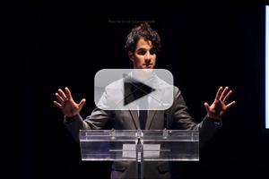 BWW TV: Darren Criss Welcomes Hundreds of Kids to a Broadway Stage at Shubert Foundation's Broadway Junior!