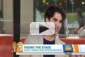 VIDEO: Darren Criss Talks HEDWIG on 'Today': 'There's Nothing Like Live Theater'