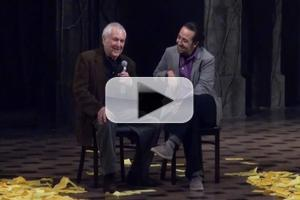 BWW TV Exclusive: Geniuses Unite! Lin-Manuel Miranda Hosts Talkback with John Kander at THE VISIT- Part 1
