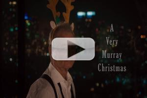 VIDEO: Netflix Announces A VERY MURRAY CHRISTMAS; Watch Teaser!