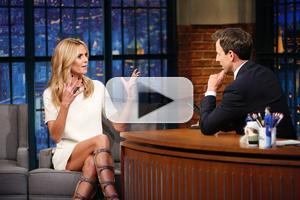 VIDEO: Heidi Klum Reveals Craziest AMERICA'S GOT TALENT Contestant Ever