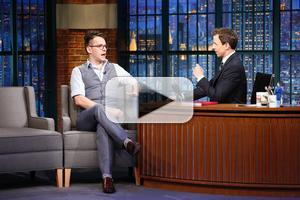 VIDEO: Author Matt Fraction Talks 'Sex Criminals' on LATE NIGHT