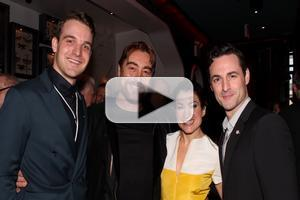 BWW TV: Tony Nominess Gather to Toast the Creative Arts at DESIGNED TO CELEBRATE!