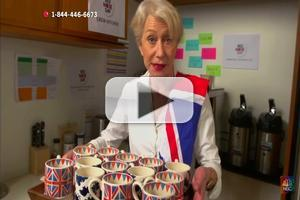VIDEO: Helen Mirren, Eddie Redmayne & More Lend a Hand for RED NOSE DAY