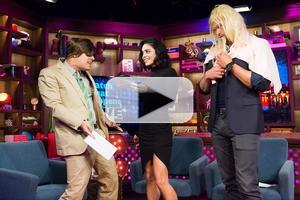 VIDEO: GIGI's Vanessa Hudgens Re-Enacts 'High School Musical' on Bravo!