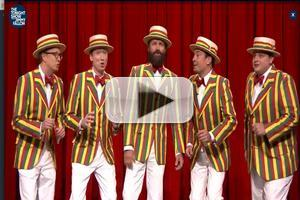 VIDEO: Sting & Jimmy Fallon's 'Ragtime Gals' Perform 'Roxanne'