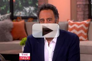 VIDEO: Brad Garrett Chats New Book 'When the Balls Drop' on THE TALK