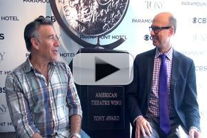BWW TV Exclusive: BACKSTAGE WITH RICHARD RIDGE- Tonys Special with 2015 Honoree Stephen Schwartz!