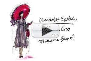 BWW TV Exclusive: AN AMERICAN IN PARIS Character Sketch- Veanne Cox as Madame Baurel