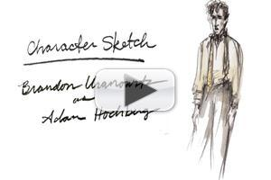 BWW TV Exclusive: AN AMERICAN IN PARIS Character Sketch- Brandon Uranowitz as Adam Hochberg