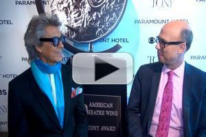 BWW TV Exclusive: BACKSTAGE WITH RICHARD RIDGE- Tonys Special with 2015 Honoree Tommy Tune!