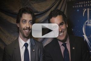 BWW TV Exclusive: Meet the Nominees- SOMETHING ROTTEN!'s Christian Borle & Brian d'Arcy James- 'We're So Lucky to Be Invited to the Ball'