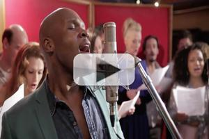 STAGE TUBE: Cast of SOMETHING ROTTEN! Records Original Song in Honor of 2015 Tony Awards!
