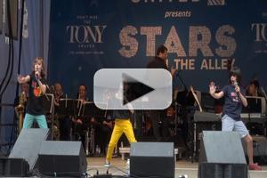 BWW TV: Come to the FUN HOME at Stars in the Alley!