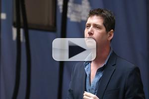 BWW TV: PHANTOM's James Barbour Brings the Music of the Night to Shubert Alley!