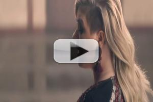 VIDEO: First Look - Kelly Clarkson Reveals Music Video for 'Invincible'